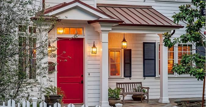 Exterior High Quality Painting Boise Door painting in Boise